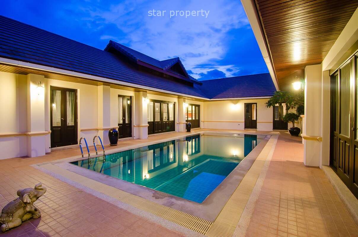 ็Private Pool Villa in Soi 88