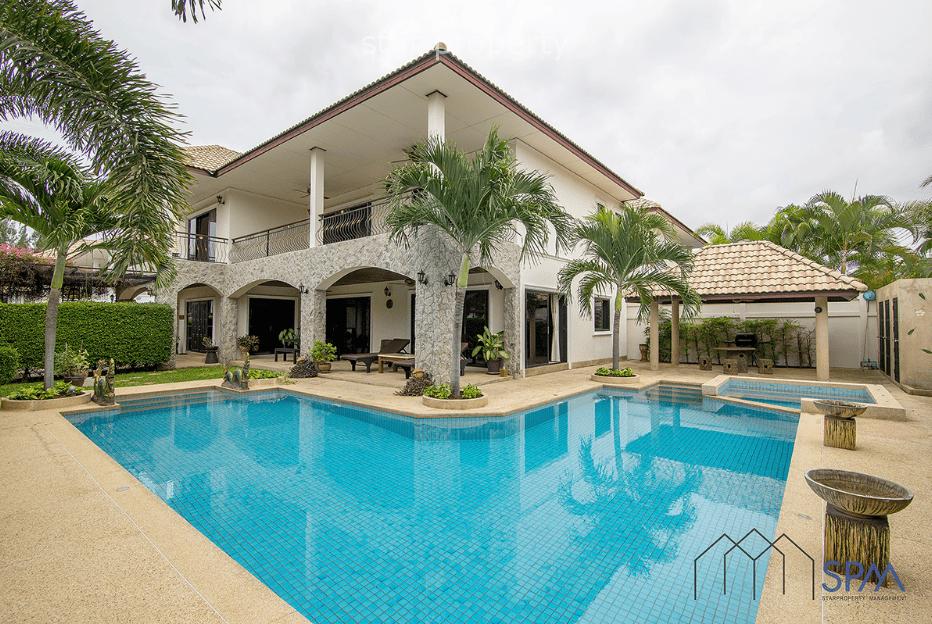 Pool Villa at Vineyards Village Hua Hin Soi 114