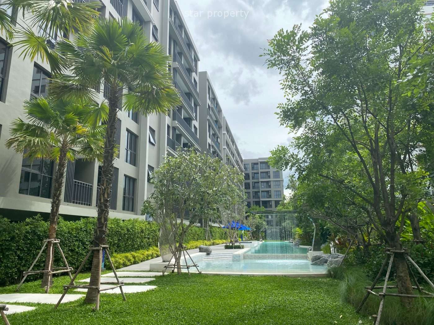 1 Bedroom Condo in the Center for rent at Mavest Hua Hin