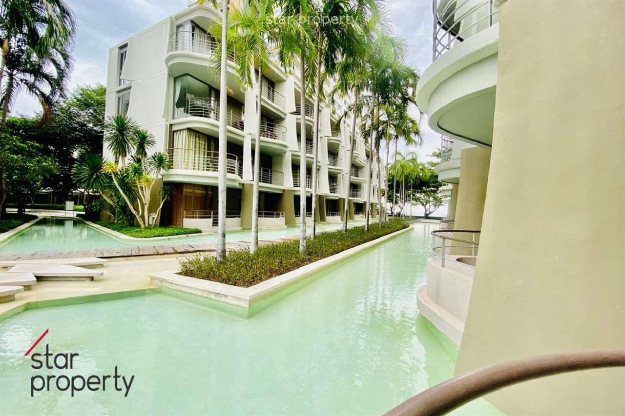 Pool Access Condominium for sale at Baan SanKraam