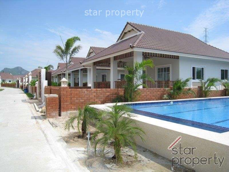 2 Bed Pool Villa for sale at Smart House Village