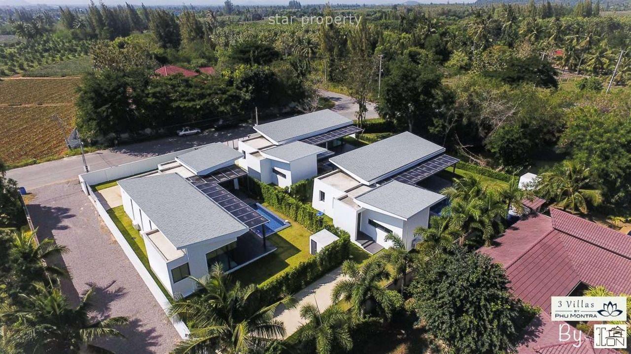 3 Villas by Phu Montra