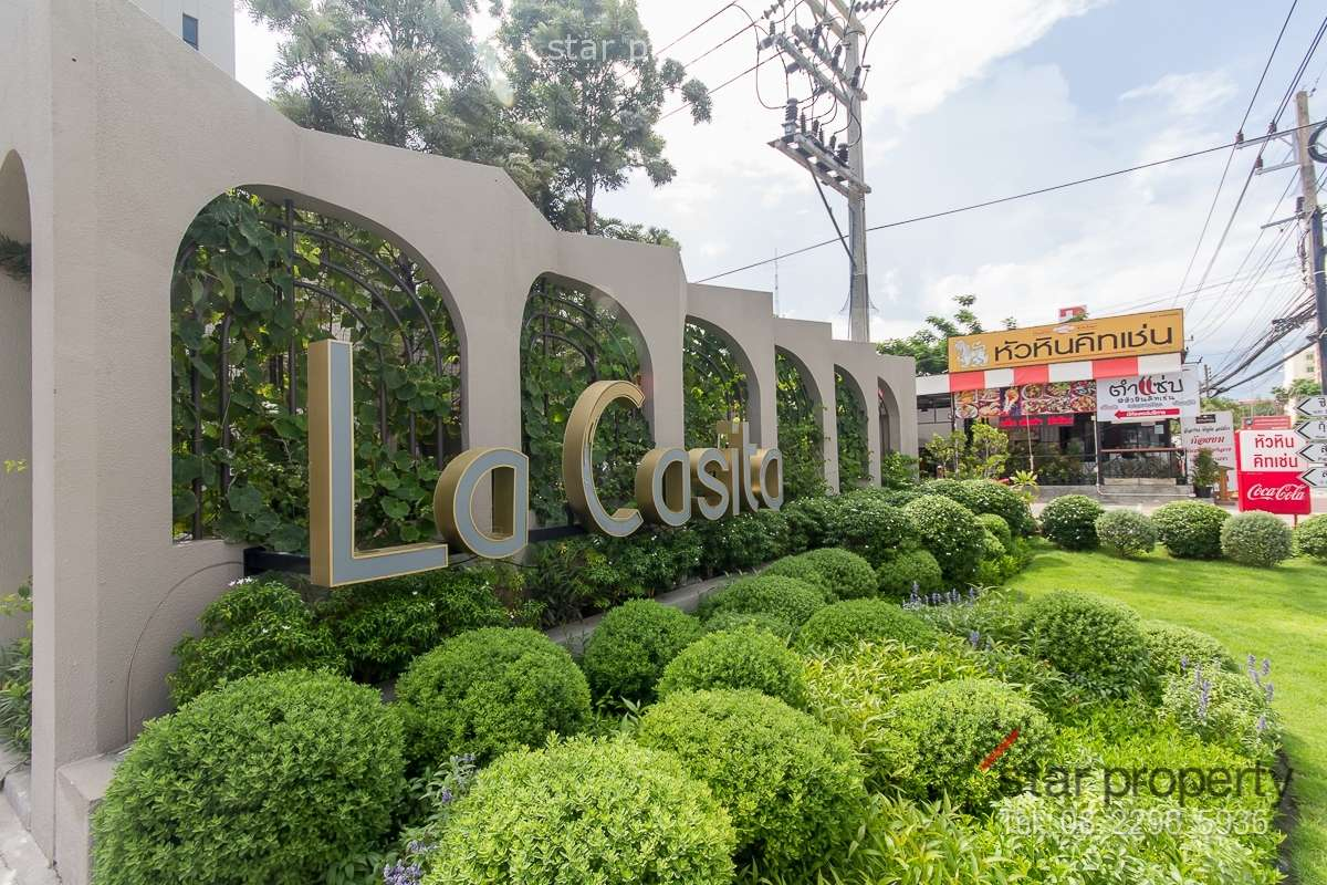 Beautiful Condo in center of Hua Hin for sale at La Casita