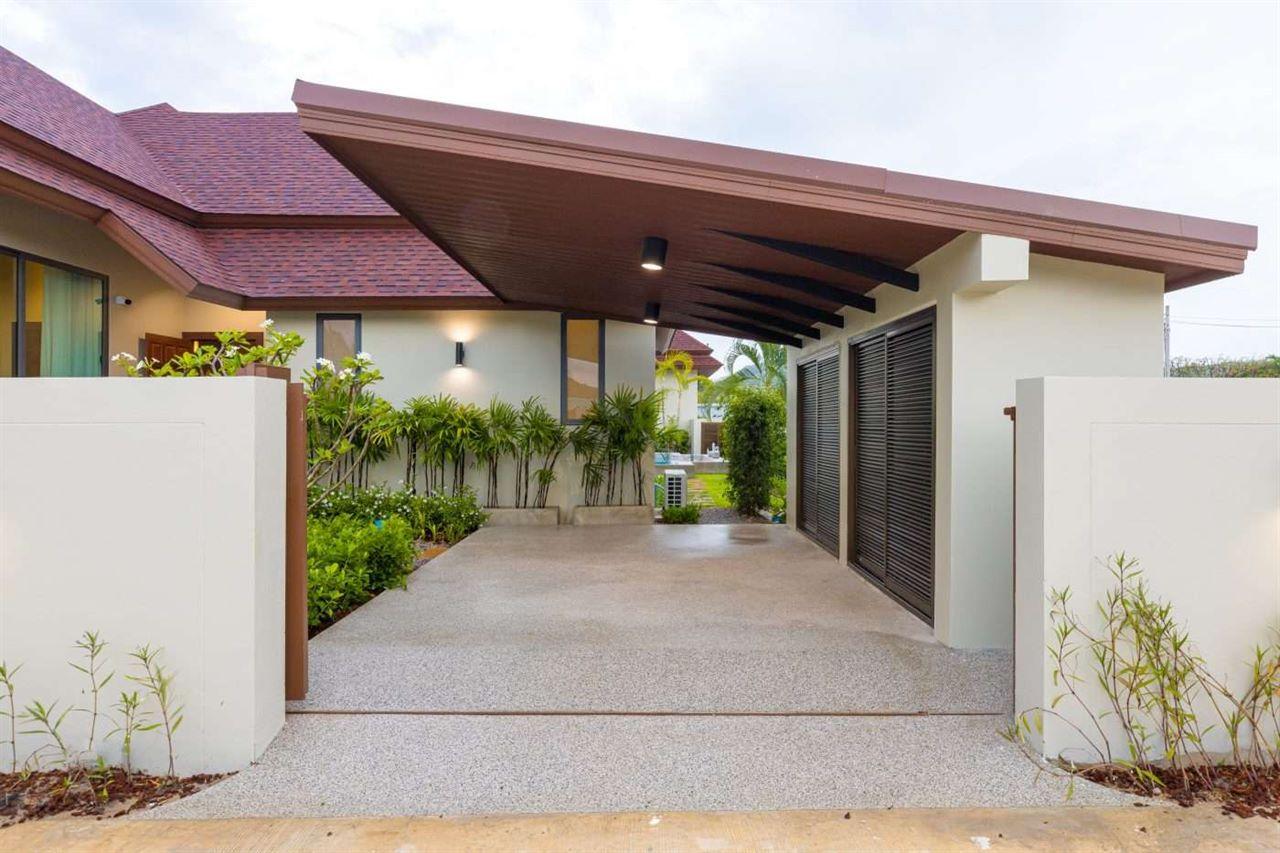 Beautiful Mountain View Villa for Sale B3 Plus at Panorama Black Mountain Pool Villas