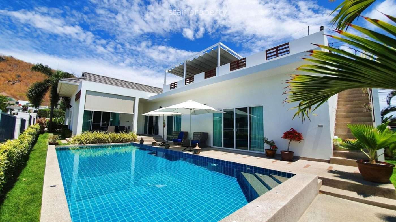 Sivana Gardens Pool Villas