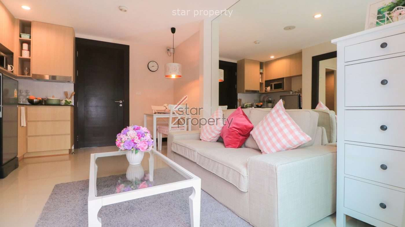Beautiful 1 Bed Condo for Sale in town at My Style Condo Hua Hin 102