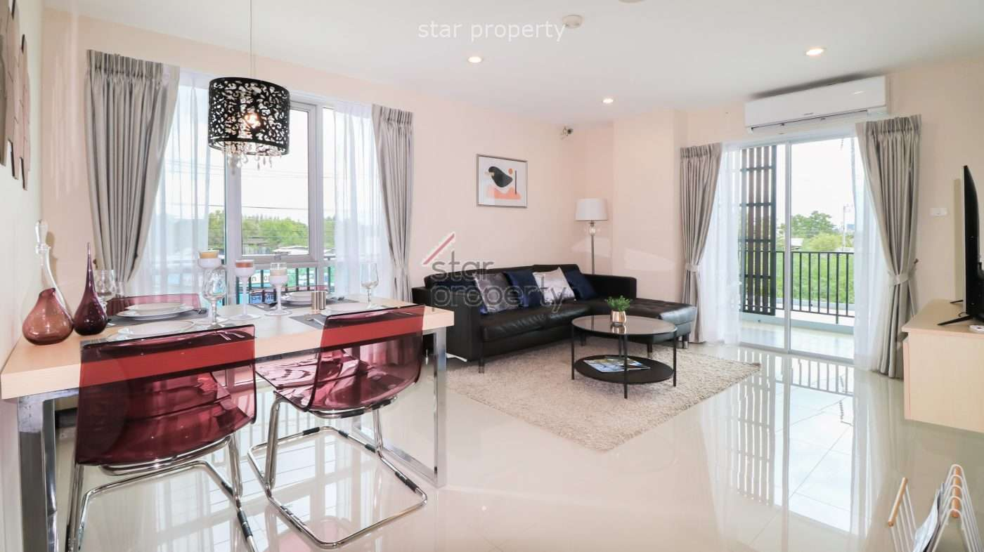 Stunning 2 Bed Condo in center of Hua Hin for Sale at My Style Condo Hua Hin 102