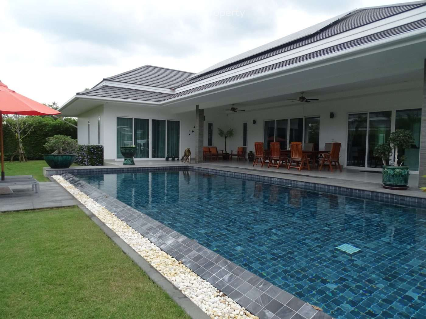 Stunning 3 Bed Pool Villa for Rent in north of Hua Hin at The Clouds Hua Hin