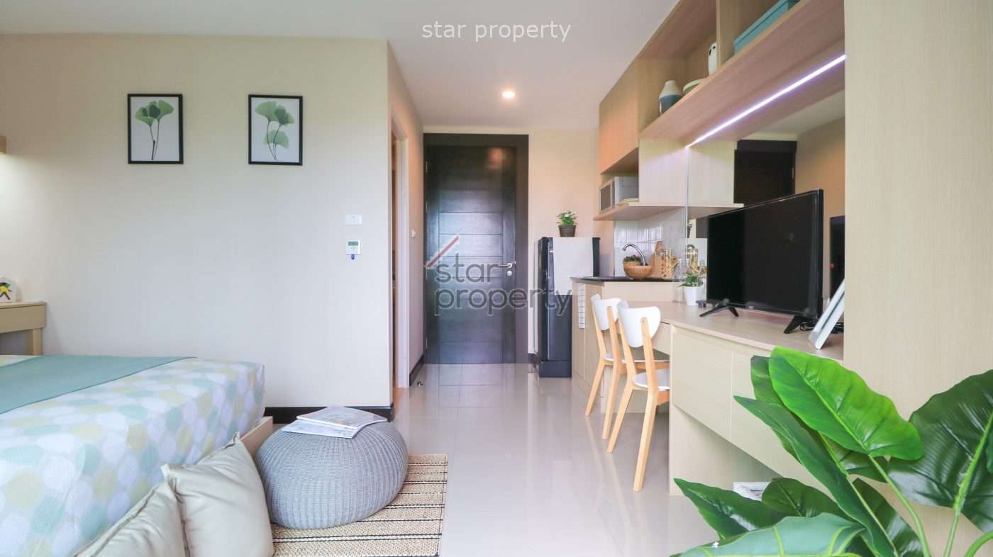 Stunning Studio in center of town for Sale at My Style Condo Hua Hin 102