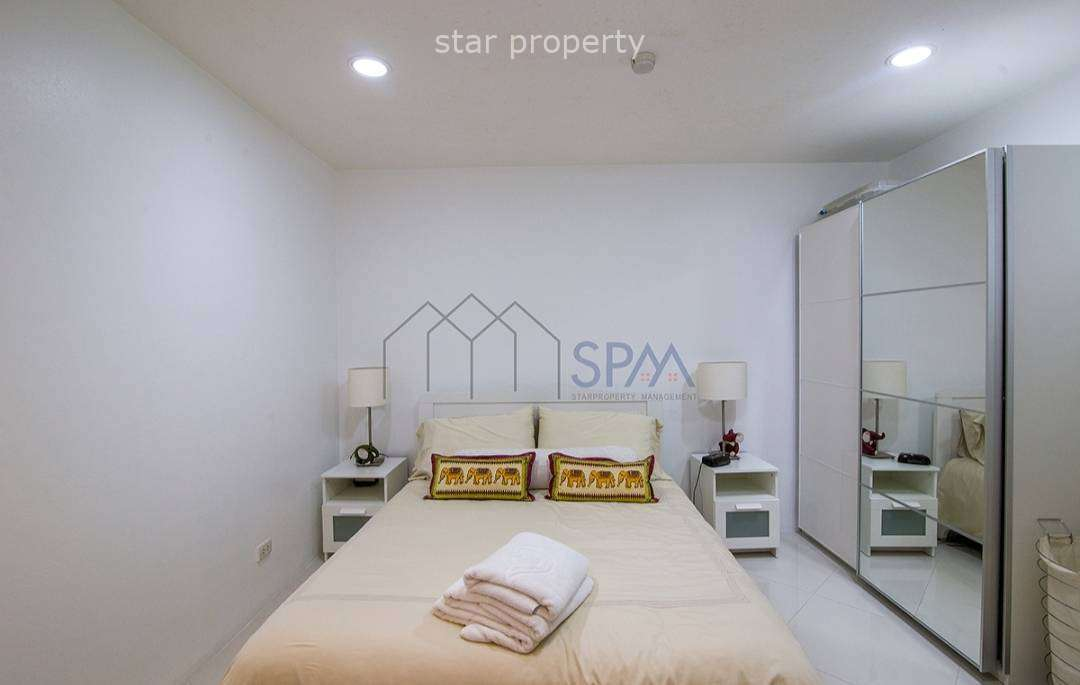 Luxury 3 beds condo opposite Makro Hua Hin for sale at Palm Pavillion Lake View Hua Hin
