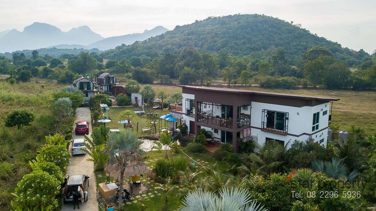 Sam Roi Yod , Hua Hin , Thailand