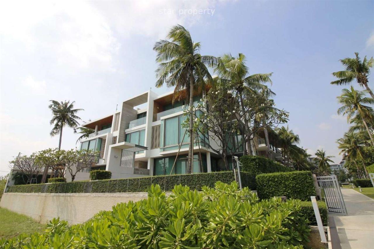 Beach Front 3 Beds Villa near Hua Hin Airport for sale at Ocas Hua Hin