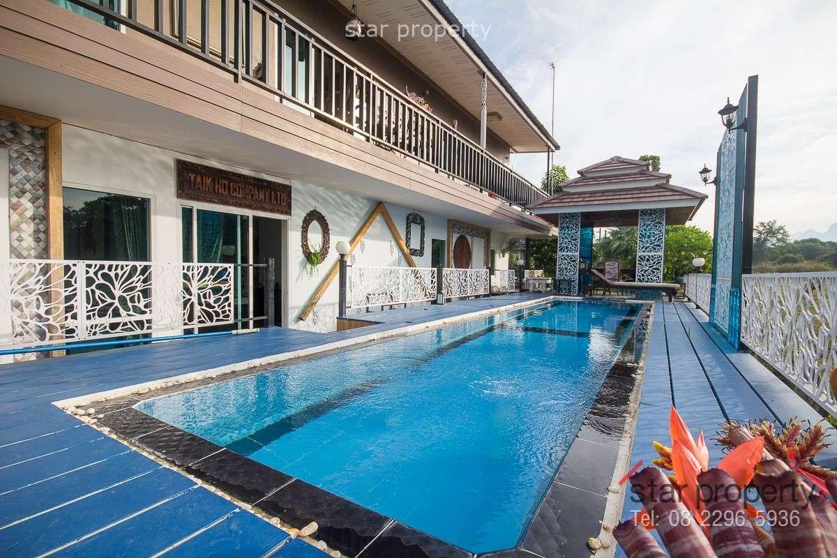 2 stories 6 bedrooms at Sam Roi Yod for sale at Sam Roi Yod , Hua Hin , Thailand