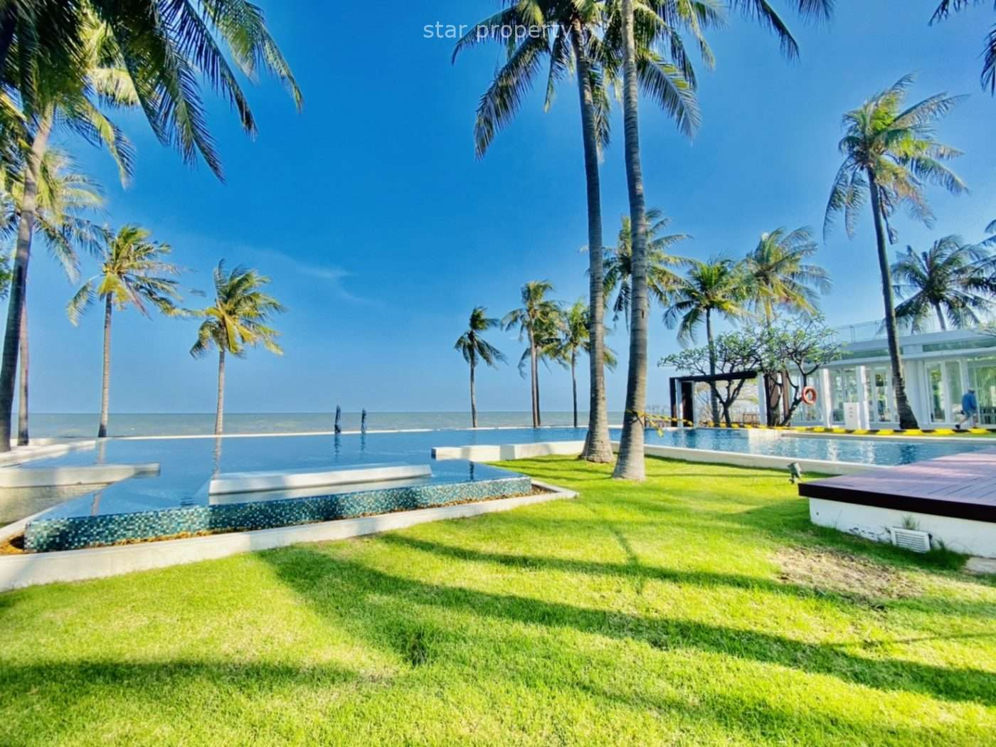 Beautiful Condominium near Hua Hin for sale at Ocas