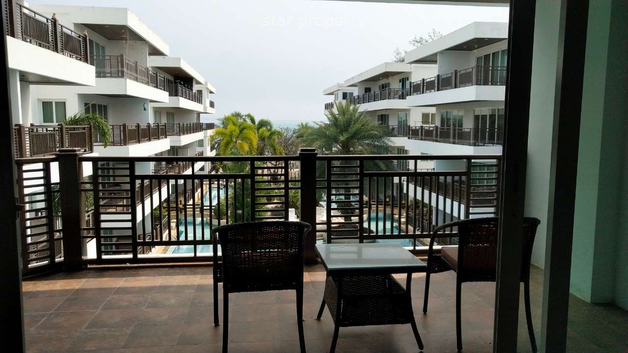 Stunning 3 Beds condo for sale at The Beach Palace