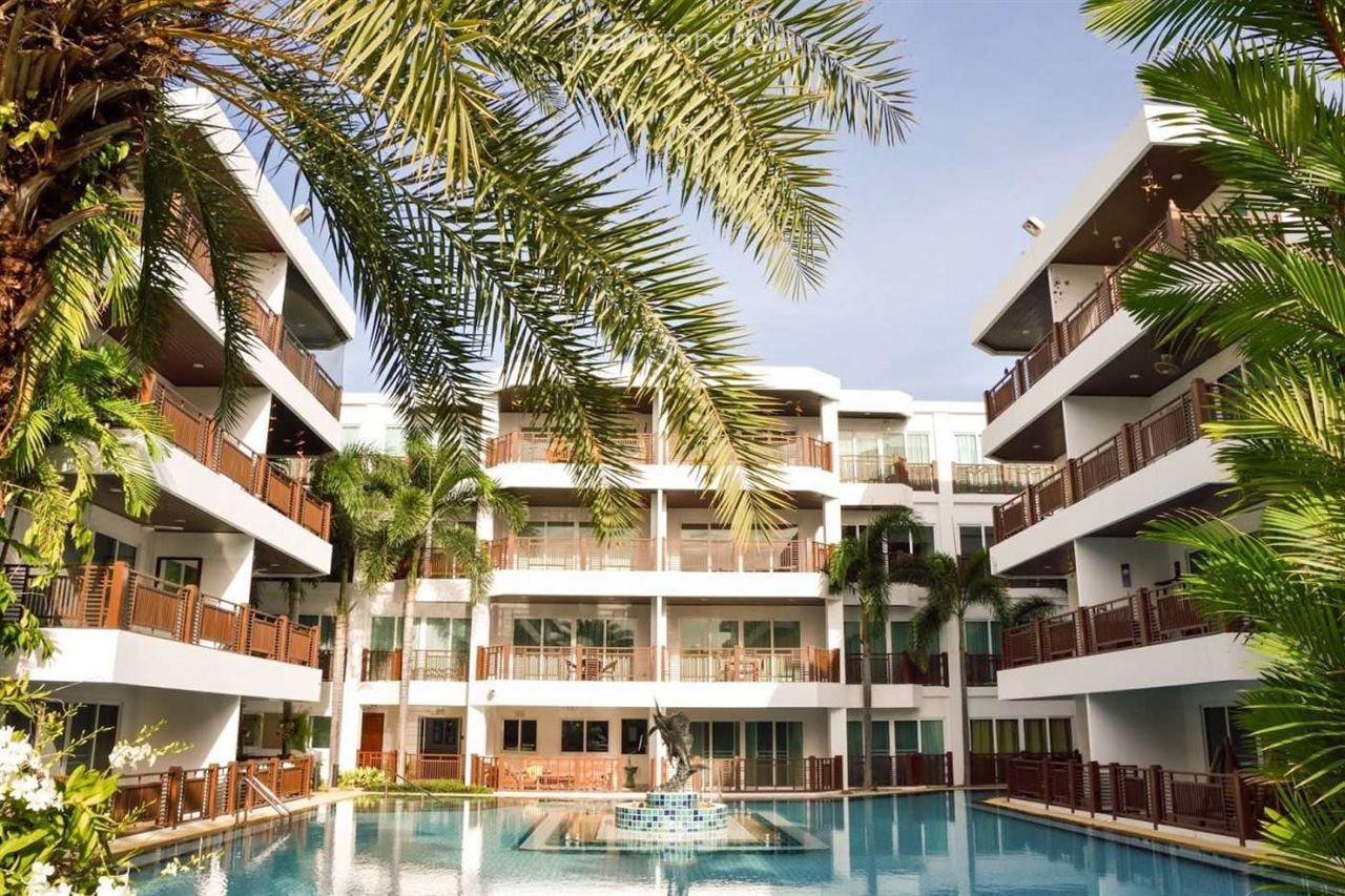 The Beach Palace Cha Am