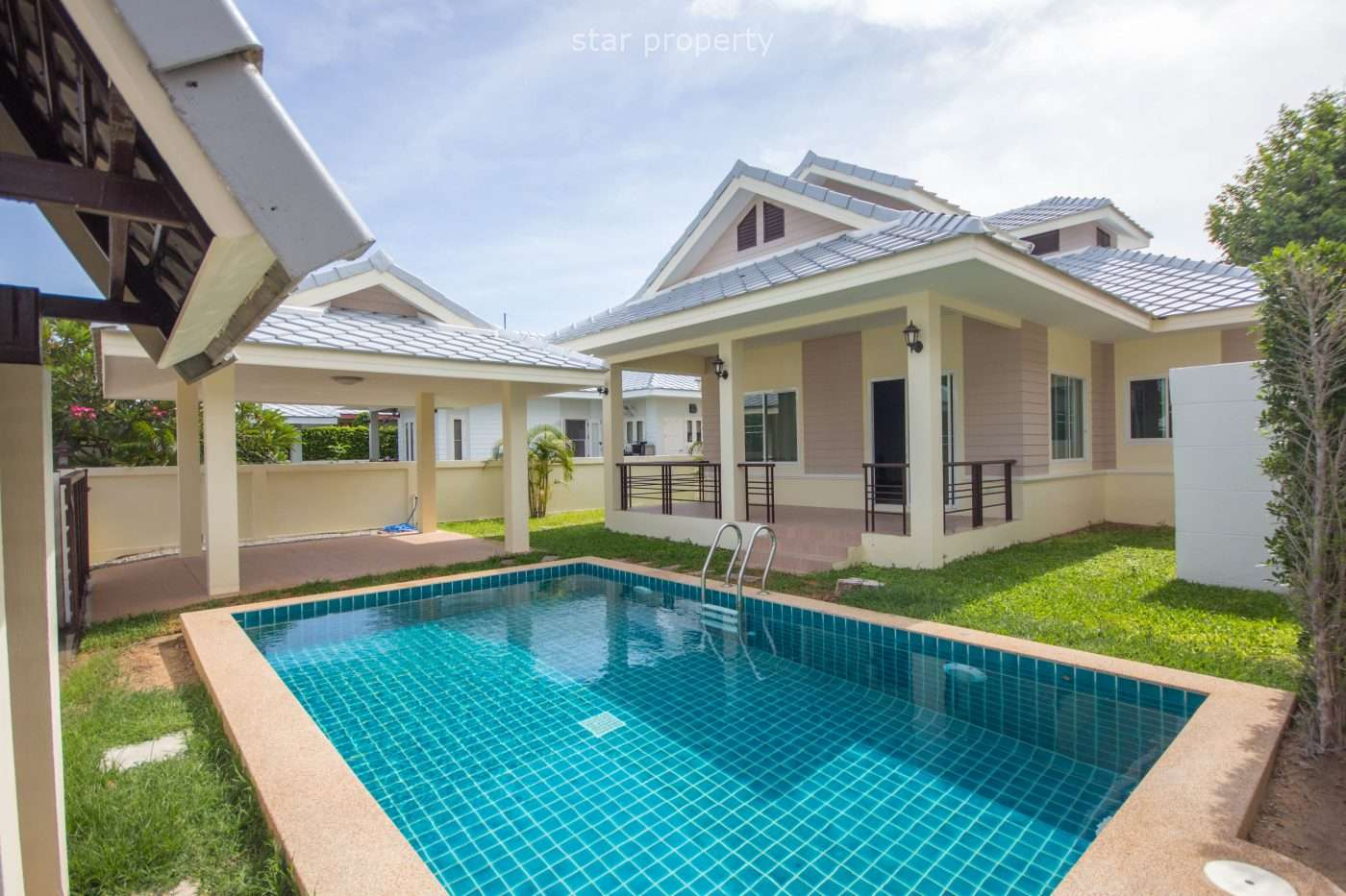 Plumeria Pool Villa Hua Hin