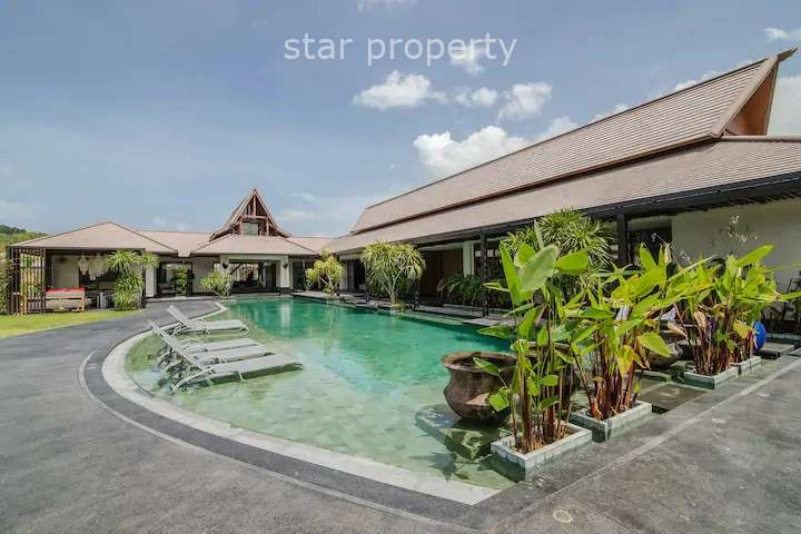 Modern Luxury Pool Villa at Baan Ing Phu