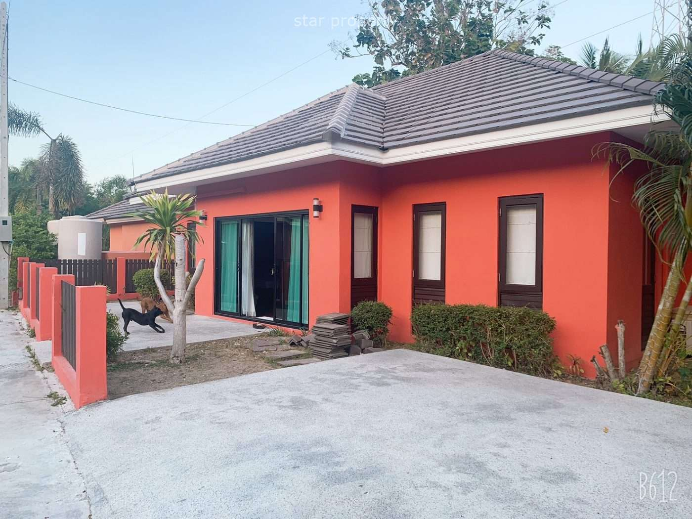 3 Beds Bungalow near Stamford Hua Hin for sale at Near Stamford University Cha Am