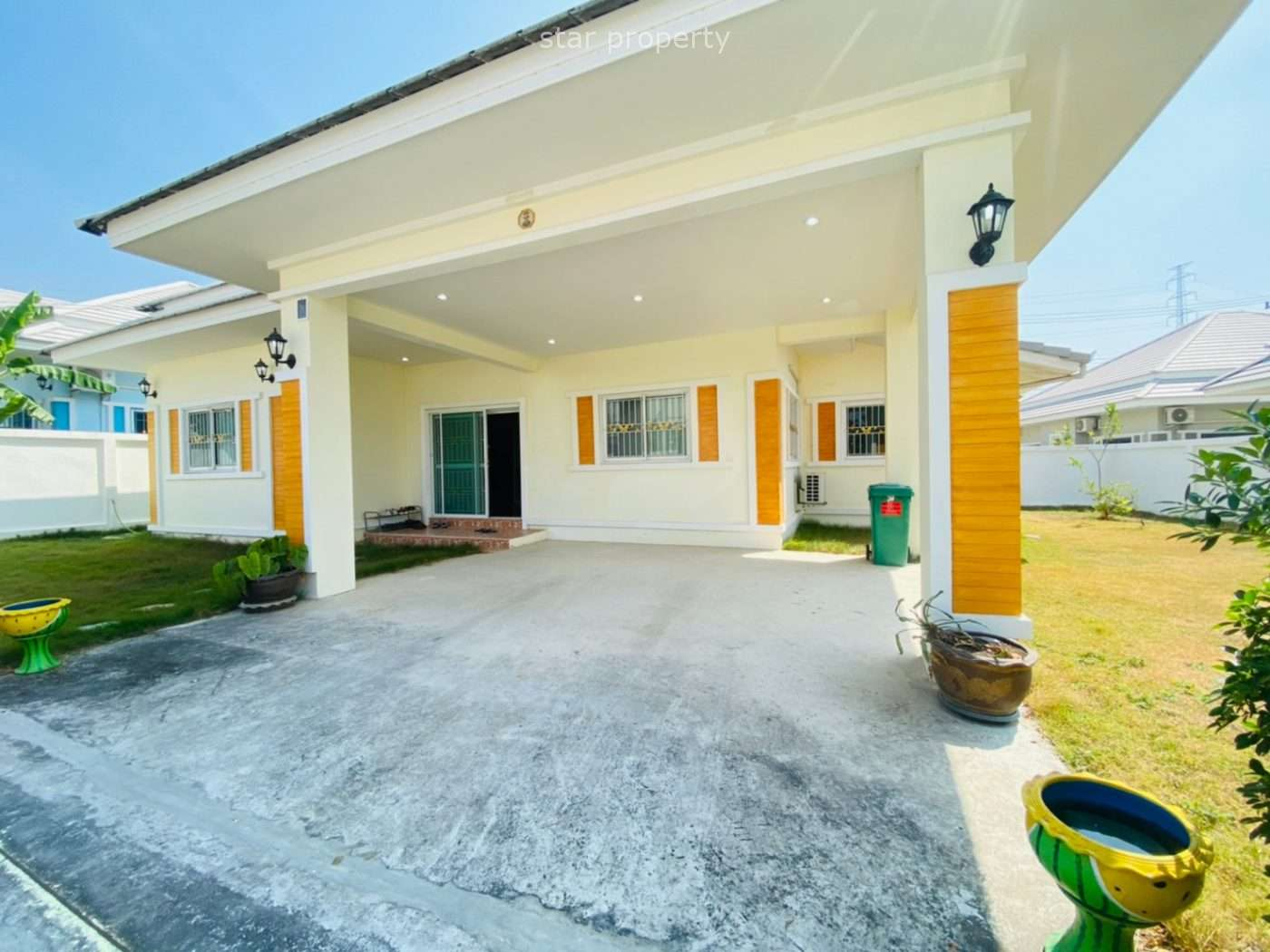 Bungalow 3 bedrooms at 88 City