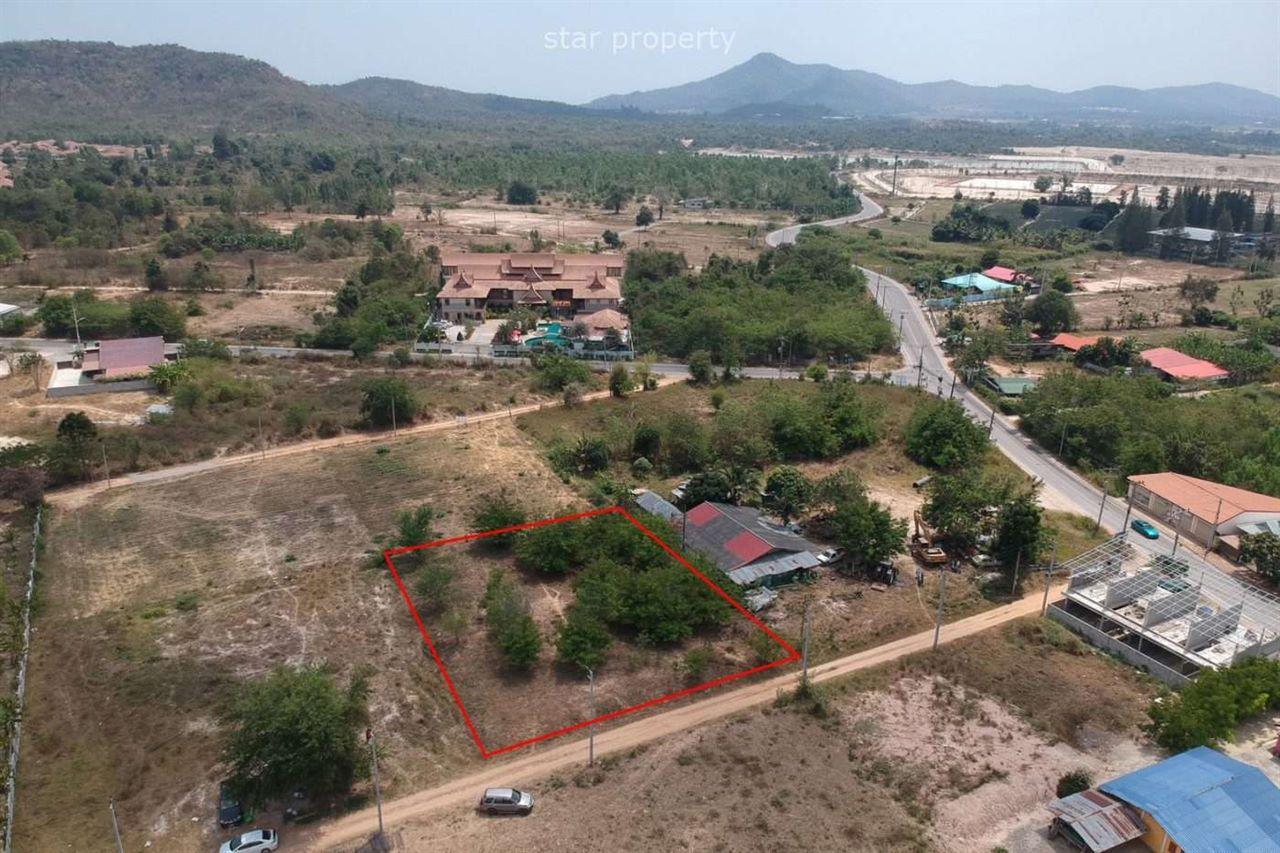 Land at Hua Hin Soi 88