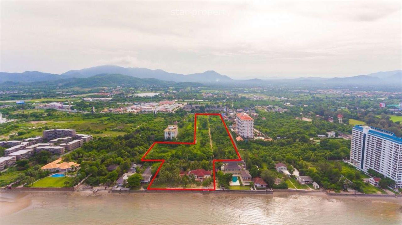 Beach Land 33 Rai near Hua Hin Airport for sale at Hua Hin District, Prachuap Khiri Khan,