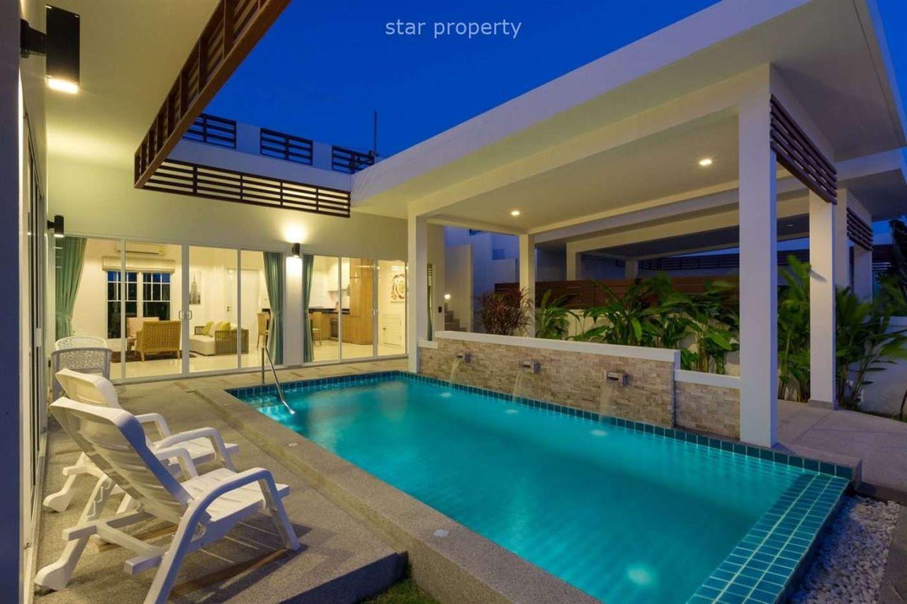 2 bedrooms for rent at Sivana Garden Pool Villa