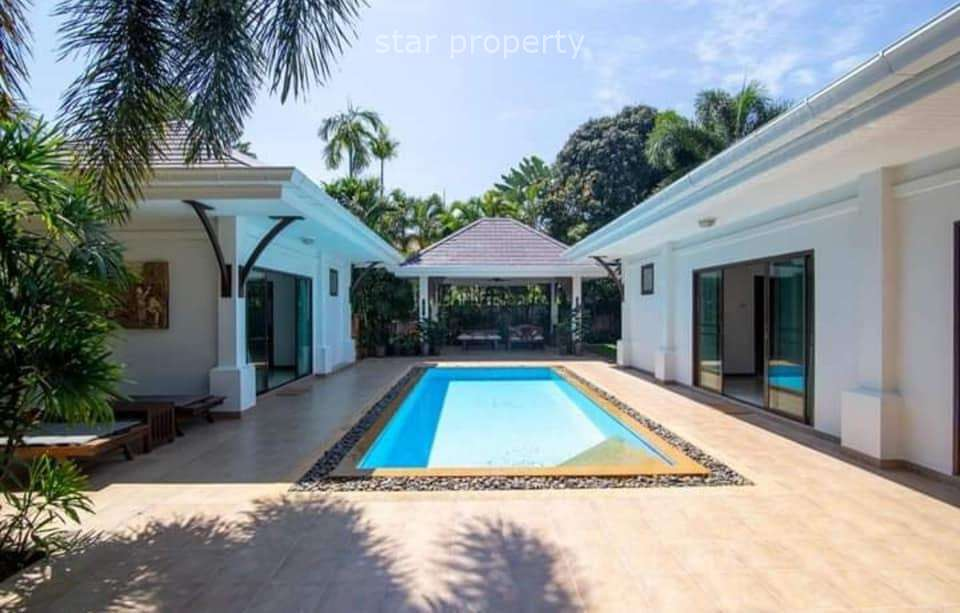 Sold – Family Pool Villa 3 beds for sale at The Hight 2