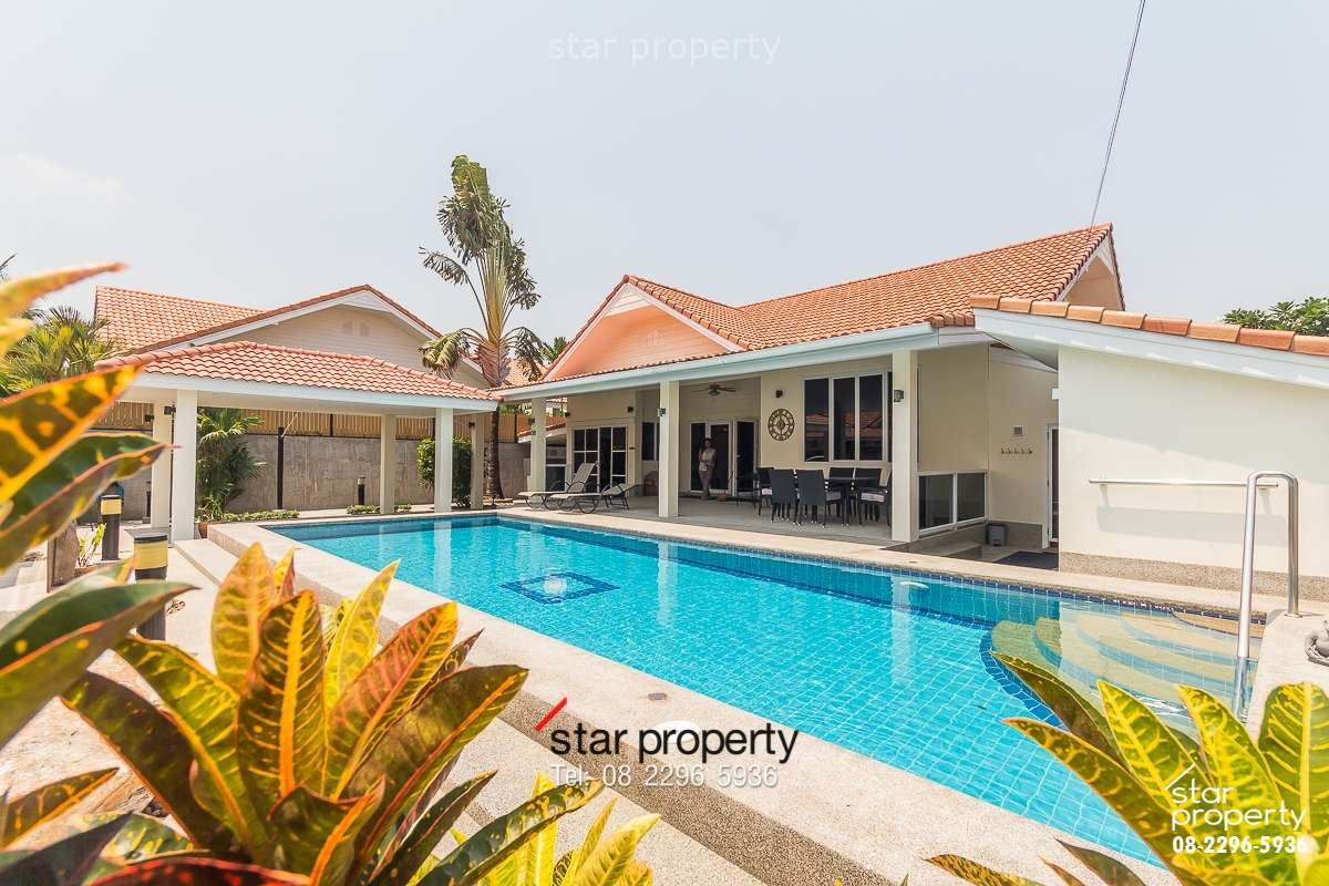 Private Pool Villa for sell at Chanta Garden