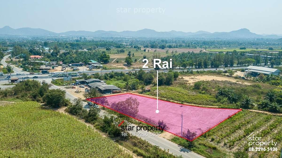 2 Rai land near by pass road