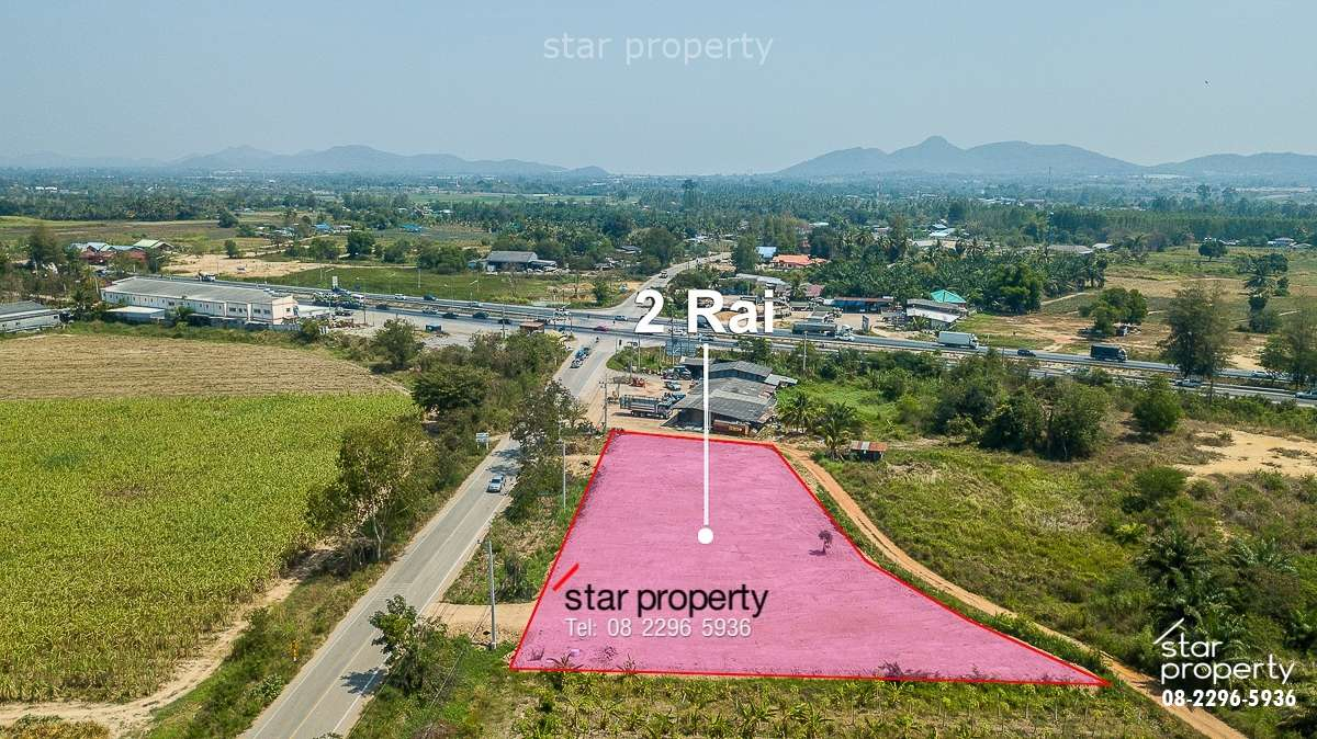 Land near Soi 112 by pass road