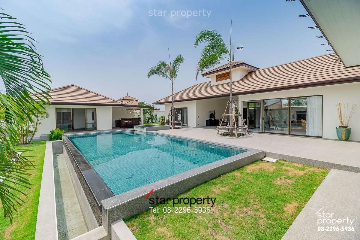 Sold – Beautiful Luxurious Pool Villa for Sale at Mapraw Villa at Mapraw plot 1