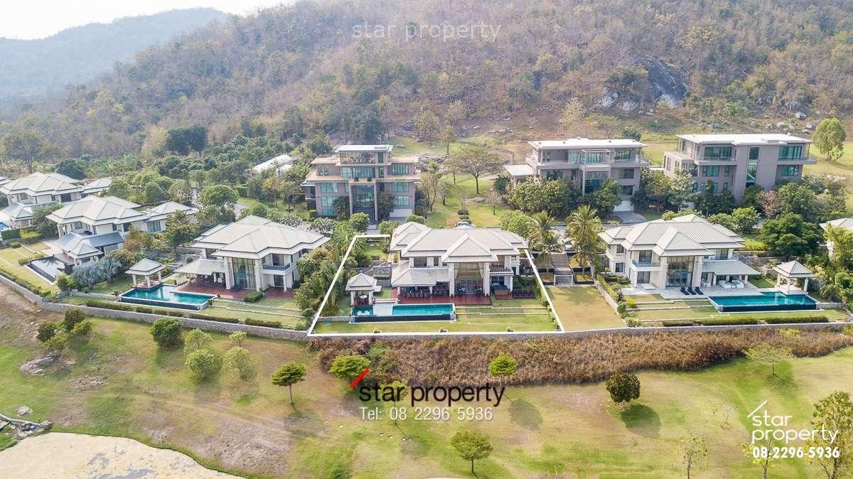Black Mountain Villa