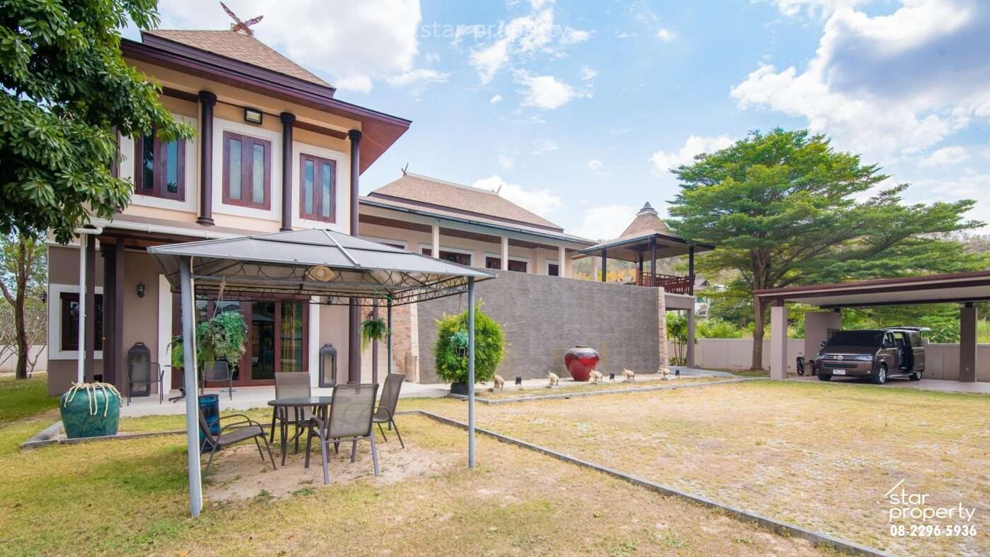 Hideaways Family Home For Sale At Hua Hin Soi 88 at Hua Hin Soi 88