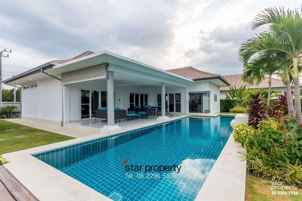 Modern 3 Bedroom Villa for Sale