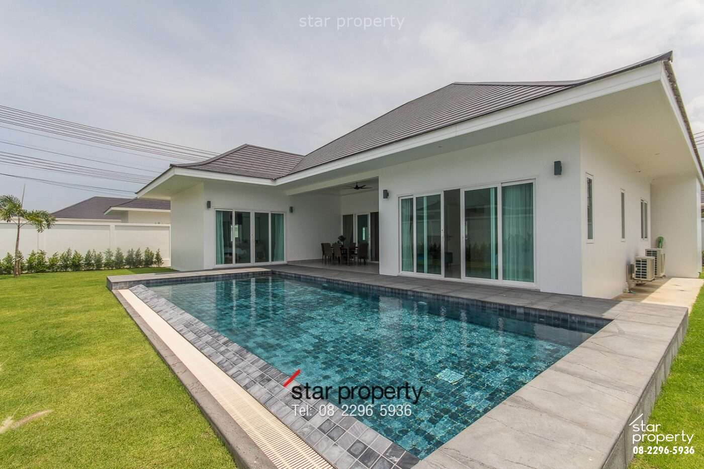 Modern House for Sale at Aria