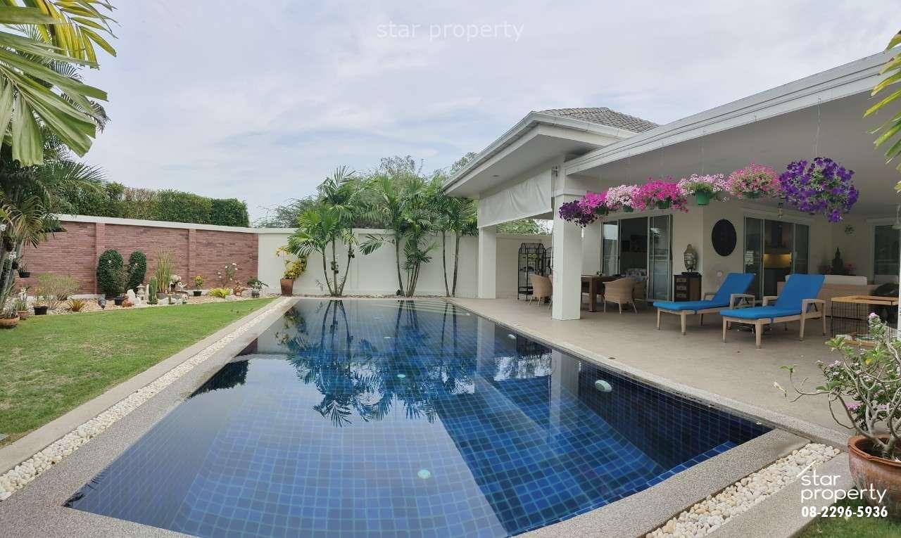 3 beds 2 baths at Hua Hin soi 88