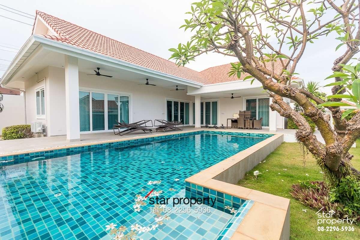 Beautiful Villa near Palm hill for Sale at Eeden Village , plot 15