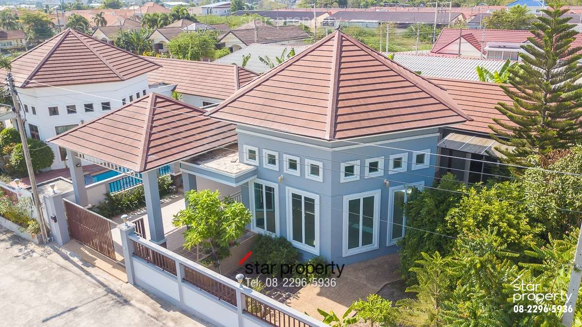 3 Bedroom Bungalow near town for sale